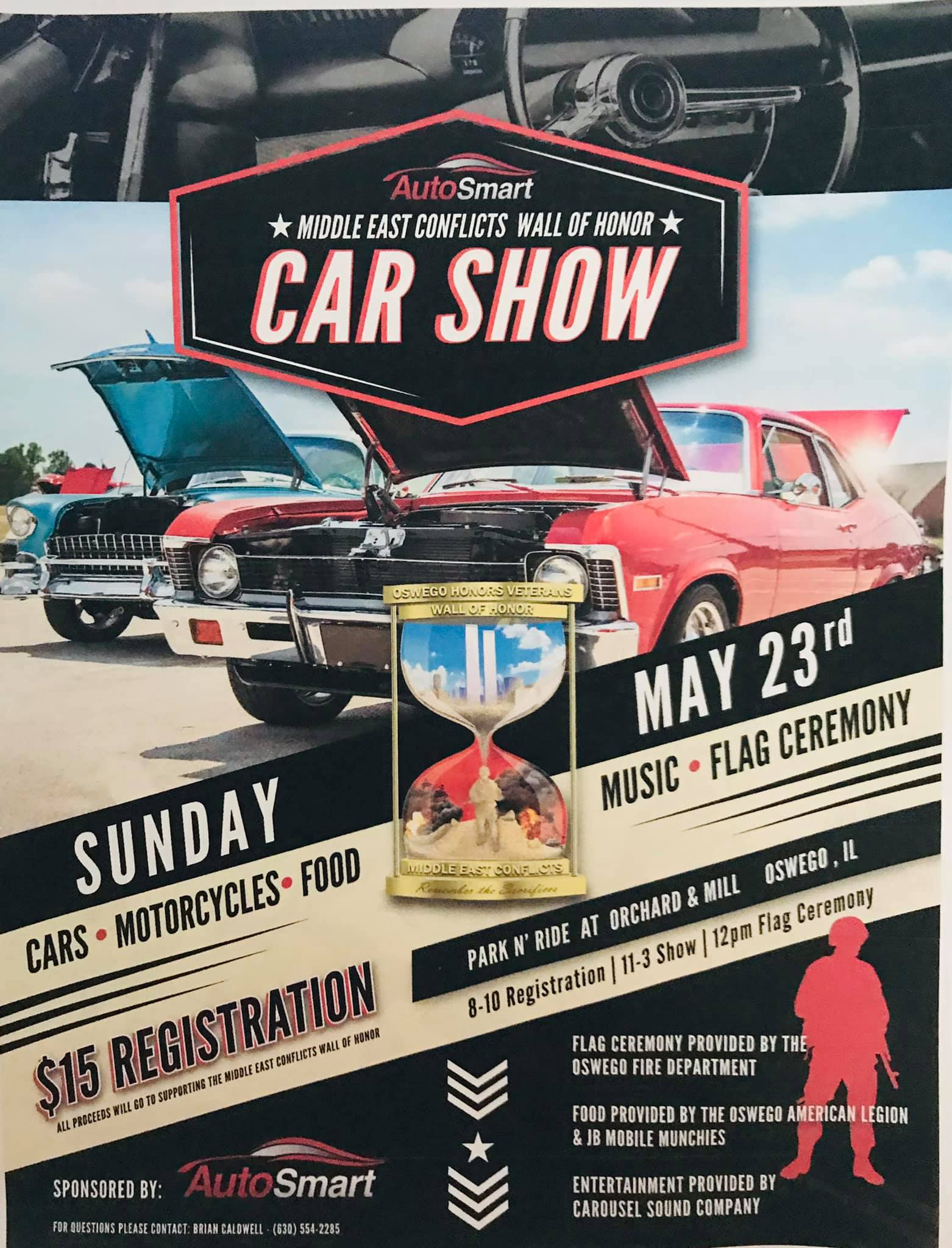 Car Show on May 23